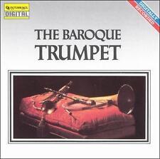 The Baroque Trumpet Wallace Simpson Audio CD