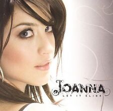 1 CENT CD Let It Slide / This Crazy Life - Joanna 2 TRACKS