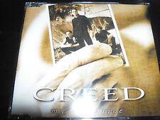 Creed My Sacrifice Rare Australian Enhanced CD Single