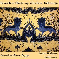 Gamelan Sinar Surya - Music of Cirebon, Indonesia