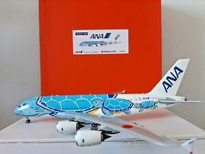 ANA A380 JA381A added details diecast 1/200 JC Gemini EW2388001 FlyingHonu RARE