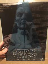 "Star Wars Grand Admiral Thrawn 6"" SDCC 2017 Black Series"