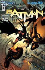 BATMAN (2011) #2 - New 52 - Back Issue