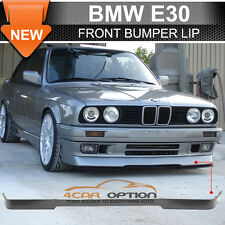 84-92 BMW E30 3-Series Mtech Msport Lower Valance Front Bumper Lip OE PP