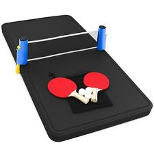 Floating Pool Ping Pong Table Tennis Party Durable Black Foam 4 Feet USA Made