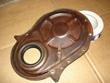 "1970 CHEVELLE CAMARO NOVA CORVETTE IMPALA ORIGINAL DATED 7"" TIMING CHAIN COVER"
