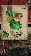 St Patricks Road Rise to Meet You Garden Soft Flag     **GARDEN SIZE**   FG1001