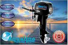 New AquaLine® 15hp Outboard 2-Stroke Saltwater Series