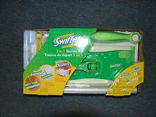 Swiffer Sweeper 3 in 1 Mop & Broom Floor Cleaner & Dusters Starter Kit NEW
