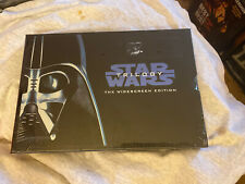 Star Wars Trilogy Thx Widescreen VHS Box Set (1995) - New Sealed