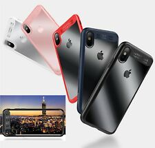 Cover morbida Custodia TPU autofocus Case per Apple iPhone x 10 Ten NEWTOP
