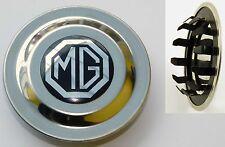 Mg Midget Y Austin Healey Sprite Rostyle Centro De Rueda Caps con insignias AHA8950