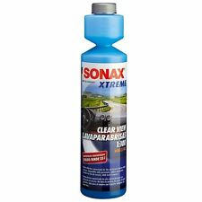 Sonax Xtreme Klare Sicht Frontscheibe Scheibenreiniger Nano Pro 1:100 250ml