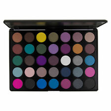 Blush Professional 35 Colour Eyeshadow Palette Smokey Eyes