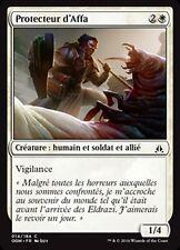 MTG Magic OGW FOIL - Affa Protector/Protecteur d'Affa, French/VF