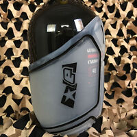 NEW Planet Eclipse Paintball Tank Cover - Small (45ci & 50ci) - Clear/Black