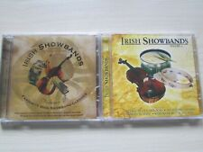 IRISH SHOWBANDS 2 X CD's, Includes Volumes 1,2,  NEW/SEALED.