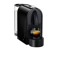 NEW DeLonghi Nespresso U Pure Black Solo (RRP $199)