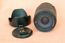 Sony SAL-18250 18-250mm f/3.5-6.3 DT Lens A-Mount w/UV Lens & Hood Mint!