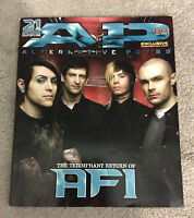 ALTERNATIVE PRESS Magazine AFI July 2006 #216 Rise Against/Exclusive Cover