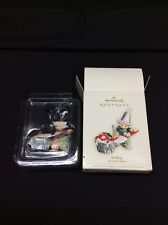 HALLMARK KEEPSAKE ORNAMENT DOLLOP DATED 2006 THE MERRY BAKERS MIB