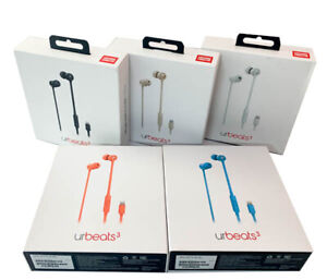 Beats by Dr. Dre urBeats 3 In Ear Headphones with Lightning Connection and Mic