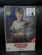 Stranger Things Season 1 Target Exclusive 4 Disc 4K UHD + Blu-Ray New Sealed