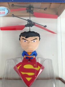 Superman Motion Control RC Flying Hovering Superman Indoor Use Age 8+ NEW
