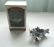 1996 Hallmark Ornament Murray Airplane Kiddie Car Classics #3 Nib