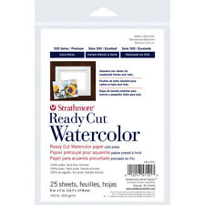 """Strathmore Watercolor Paper Pack 5""""""""X7""""""""-25 Sheets"""""""