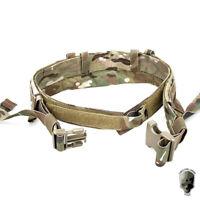 TMC Tactical MRB Molle Waist Belt Low Profile Lightweight Modular Multicam Gear