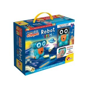 Gioco con Robot I'm a Genius Happy Coding Lisciani, età 5-10 anni