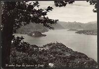 AD3220 Lecco - Provincia - Lago di Como - Centro Lago da dintorni di Esino Lario