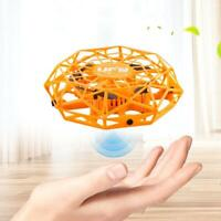 Mini Induction Drones 360° Rotating Smart UFO Drone Flying Toys Crestive Gift