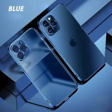 Premium TPU Anti-fingerprint iPhone Case Cover for iPhone 12 Pro Max 12 Mini