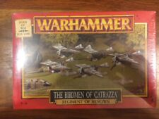 Dogs Of War The Birdmen Of Catrazza New Sealed Regiment Of Renown WARHAMMER