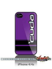 """1970 - 1974 Plymouth 'Cuda """"Emblem"""" Phone Case iPhone Samsung Galaxy"""