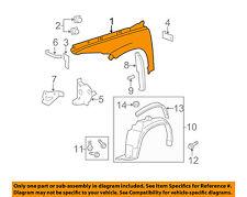 Chevrolet GM OEM 06-11 HHR-Front Fender Right 20919883