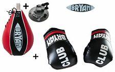 Boxen Set Boxhandschuhe + Boxbirne + Swivel Halterung Speedball Punchingball