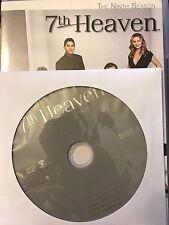 7th Heaven - Season 9, Disc 5 REPLACEMENT DISC (not full season)
