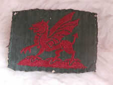 @ VINTAGE BOY SCOUTS NATIONAL BADGE WALES  (B)