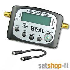 B.e.s.t. Germany HQSF 101 LCD Digitaler Sat-Finder (30416012)