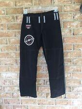 Giornogi Martial Arts Black Pants Youth/Men's 100% Cotton A-1