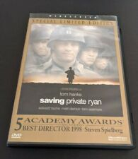 Saving Private Ryan (Dvd, 1999, Special Limited Edition, Widescreen) Tom Cruise