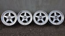 Genuine BBS RF 004 BMW E36 Alloy Wheels 5x120 8J ET40 RARE No Ry Rc Rs OZ Futura