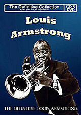 Louis Armstrong: The Definitive [DVD], Excellent DVD, ,