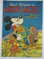 Walt Disney's Mickey Mouse Comic, #231, VG  Dell Comics 1949