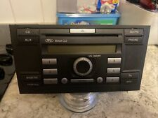 Ford Mondeo MK3 6000CD Stereo With Code 5S7T-18C815-AF