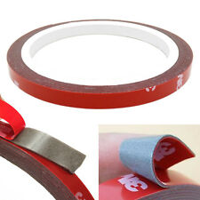 3M x 8MM, 10MM, 20MM AUTO ACRYLIC FOAM DOUBLE SIDED ADHESIVE MOUNTING  TAPE
