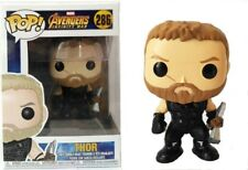 Avengers Infinity War Thor Pop! Funko Marvel Vinyl Figura bobble-head n° 286